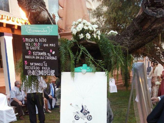 La boda de Antonio y Emma en El Rocio, Huelva 3