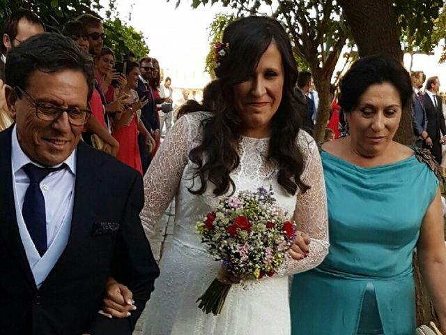 La boda de Antonio y Emma en El Rocio, Huelva 4