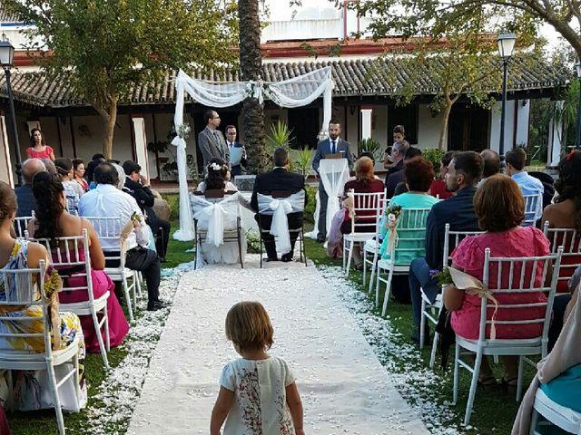 La boda de Antonio y Emma en El Rocio, Huelva 6