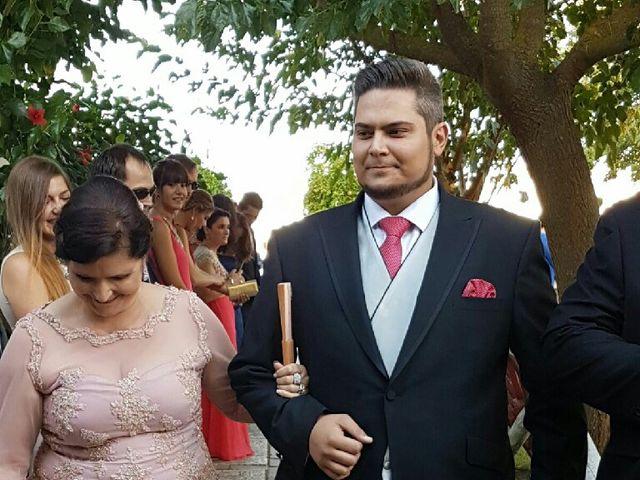 La boda de Antonio y Emma en El Rocio, Huelva 7