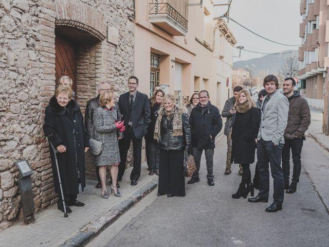 La boda de Rafel y Núia en Granollers, Barcelona 11