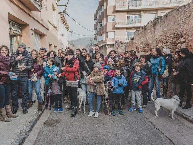 La boda de Rafel y Núia en Granollers, Barcelona 55