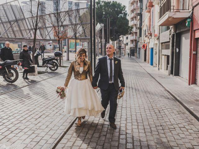 La boda de Rafel y Núia en Granollers, Barcelona 99