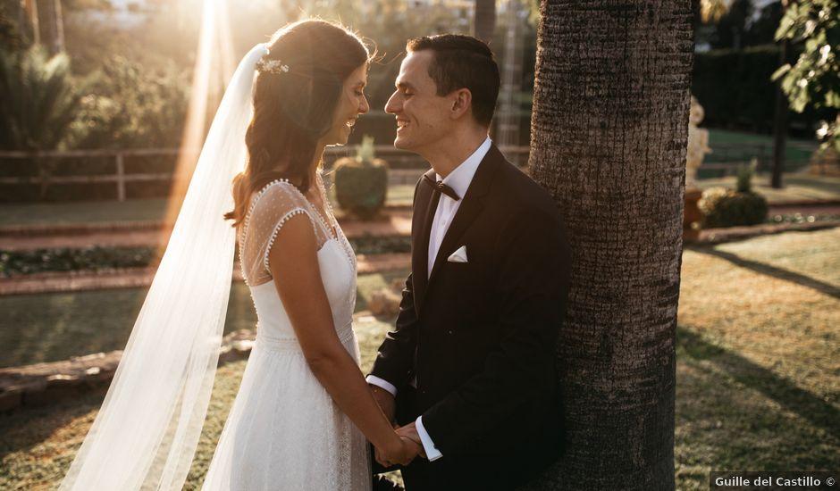 La boda de Ivan y Majda en Mijas, Málaga