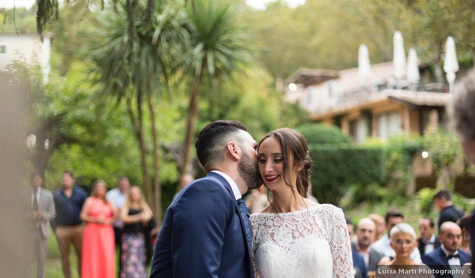 La boda de Jose y Conchi Pérez en Esporles, Islas Baleares