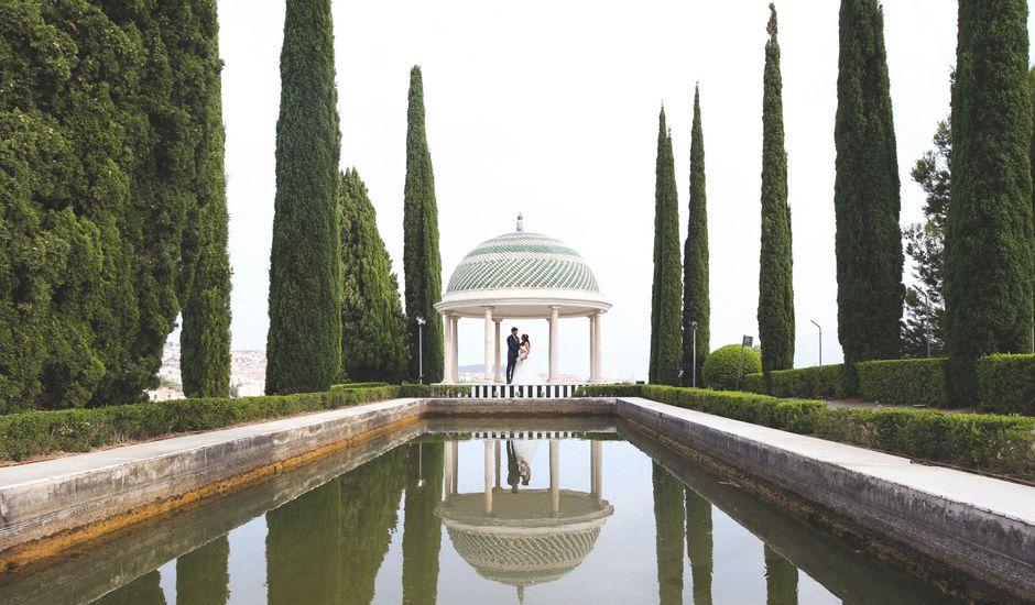 La boda de Ricardo Blanco  y Carla  en Málaga, Málaga