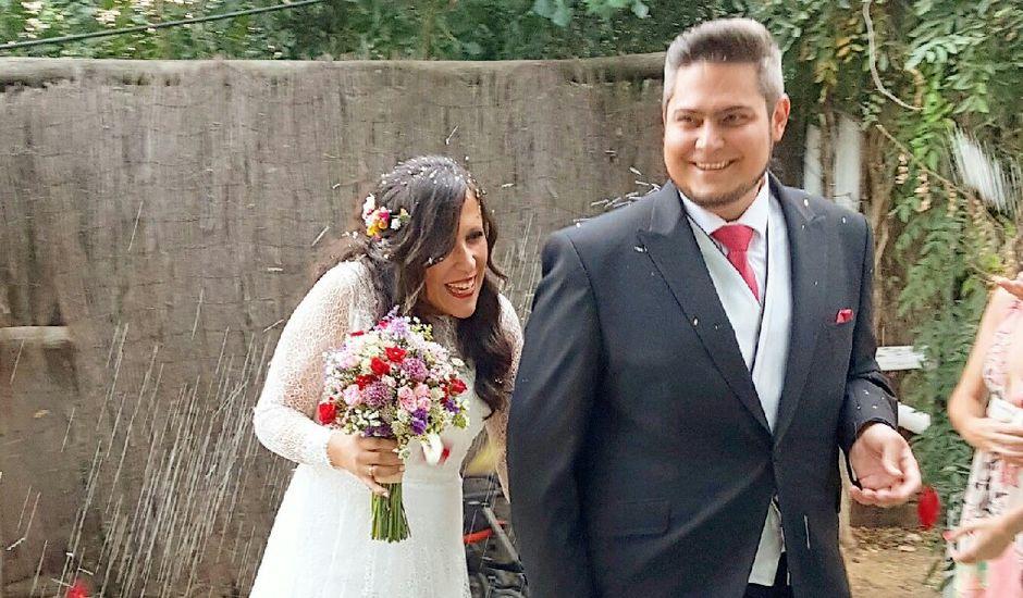 La boda de Antonio y Emma en El Rocio, Huelva