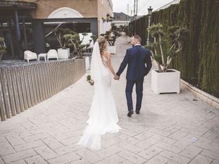 La boda de Silvia y Iván