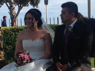 La boda de Esther y Jony