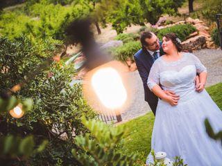 La boda de Cristina y Nahúm