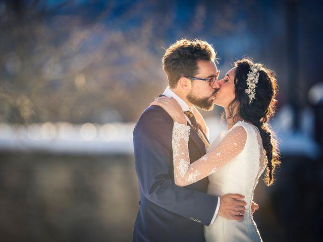 La boda de Eduardo y Silvia en Saelices, Cuenca 4