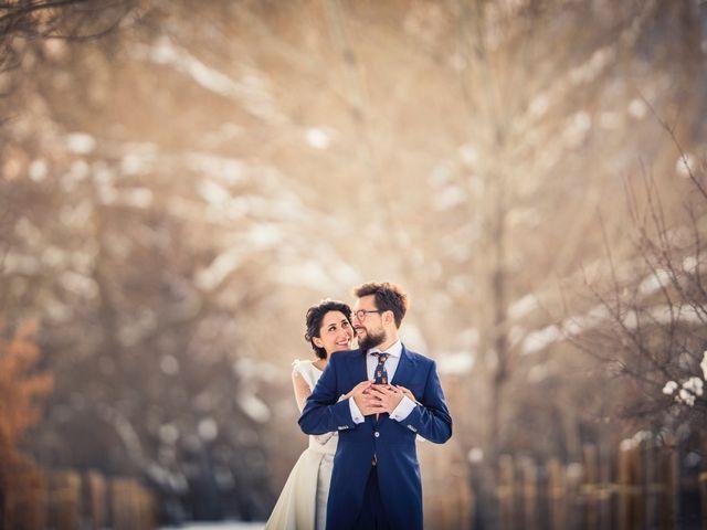La boda de Eduardo y Silvia en Saelices, Cuenca 6