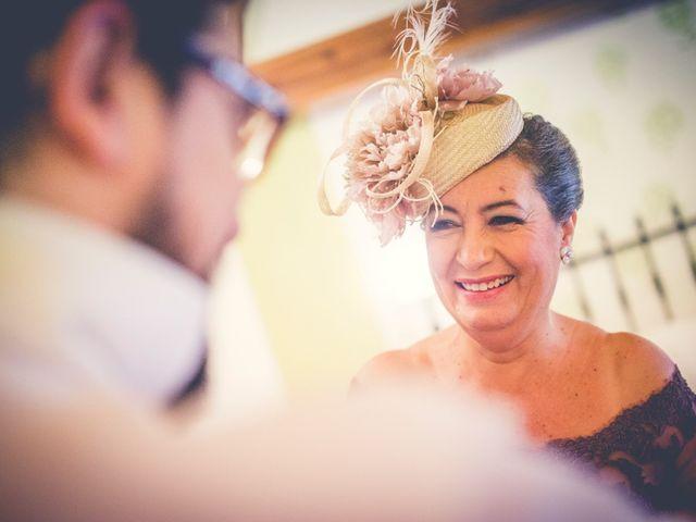 La boda de Eduardo y Silvia en Saelices, Cuenca 19