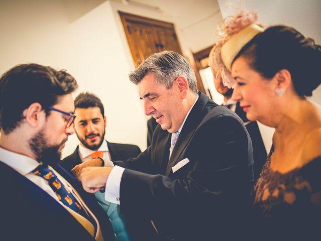 La boda de Eduardo y Silvia en Saelices, Cuenca 27
