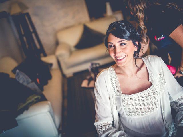 La boda de Eduardo y Silvia en Saelices, Cuenca 30