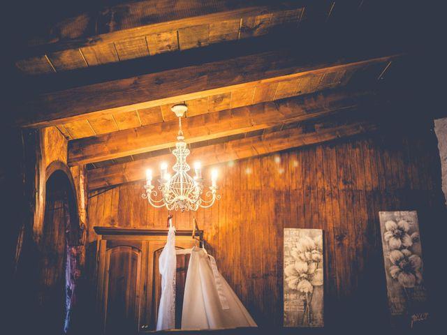 La boda de Eduardo y Silvia en Saelices, Cuenca 40