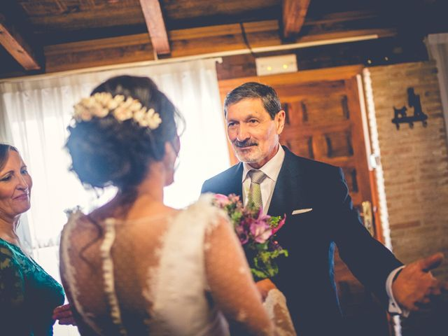 La boda de Eduardo y Silvia en Saelices, Cuenca 45