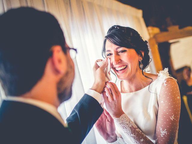 La boda de Eduardo y Silvia en Saelices, Cuenca 47