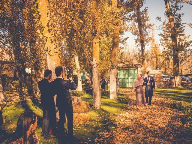 La boda de Eduardo y Silvia en Saelices, Cuenca 55