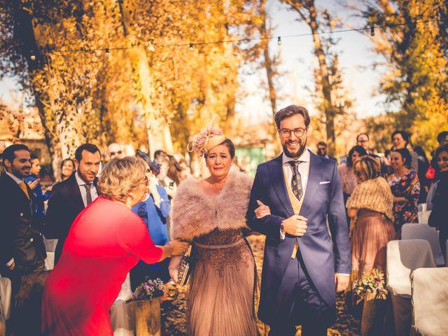 La boda de Eduardo y Silvia en Saelices, Cuenca 56