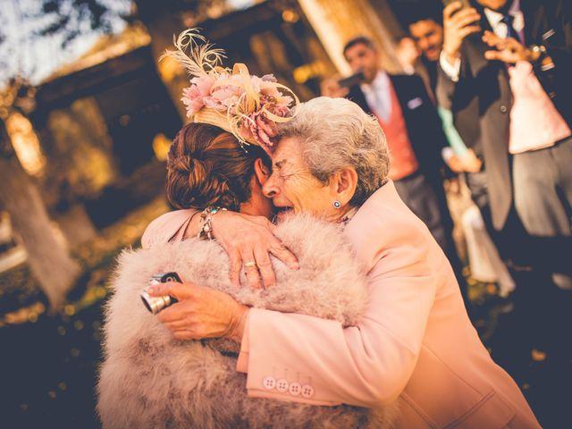 La boda de Eduardo y Silvia en Saelices, Cuenca 57