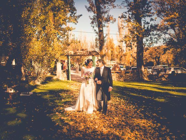 La boda de Eduardo y Silvia en Saelices, Cuenca 60