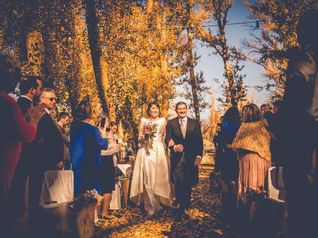 La boda de Eduardo y Silvia en Saelices, Cuenca 61