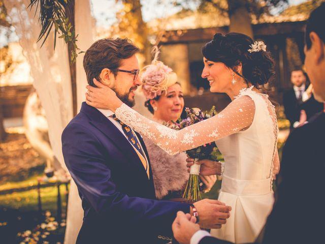 La boda de Eduardo y Silvia en Saelices, Cuenca 63