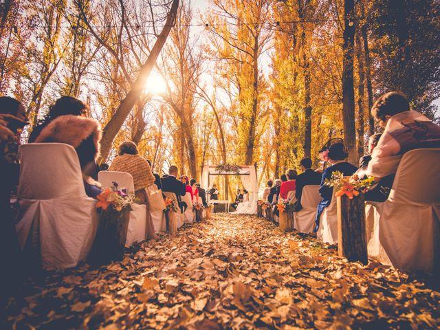 La boda de Eduardo y Silvia en Saelices, Cuenca 64