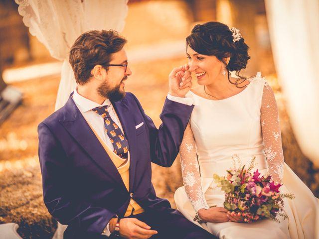 La boda de Eduardo y Silvia en Saelices, Cuenca 65