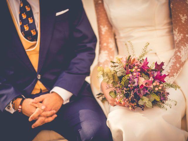 La boda de Eduardo y Silvia en Saelices, Cuenca 67