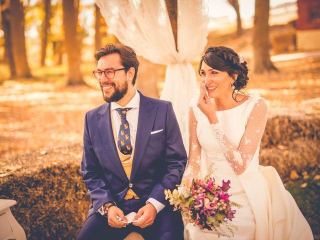 La boda de Eduardo y Silvia en Saelices, Cuenca 70