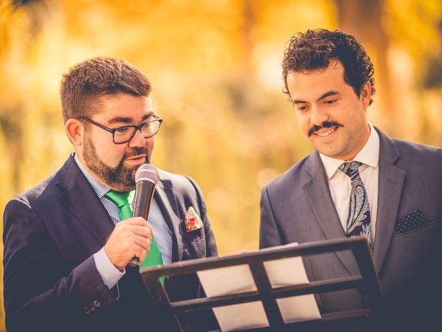 La boda de Eduardo y Silvia en Saelices, Cuenca 71