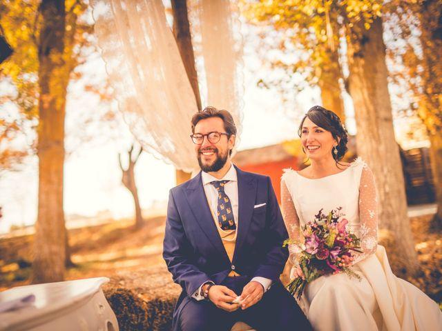 La boda de Eduardo y Silvia en Saelices, Cuenca 72