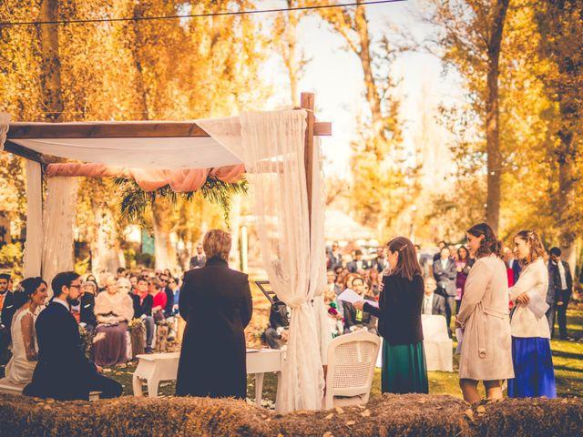 La boda de Eduardo y Silvia en Saelices, Cuenca 75