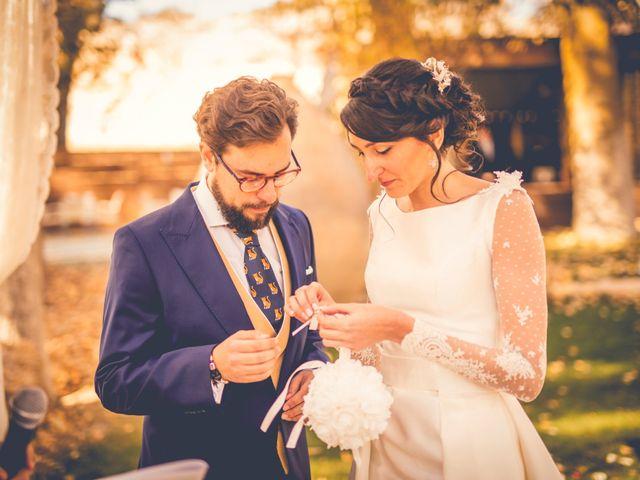 La boda de Eduardo y Silvia en Saelices, Cuenca 78