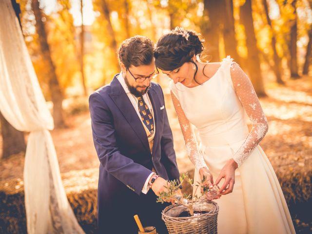 La boda de Eduardo y Silvia en Saelices, Cuenca 79