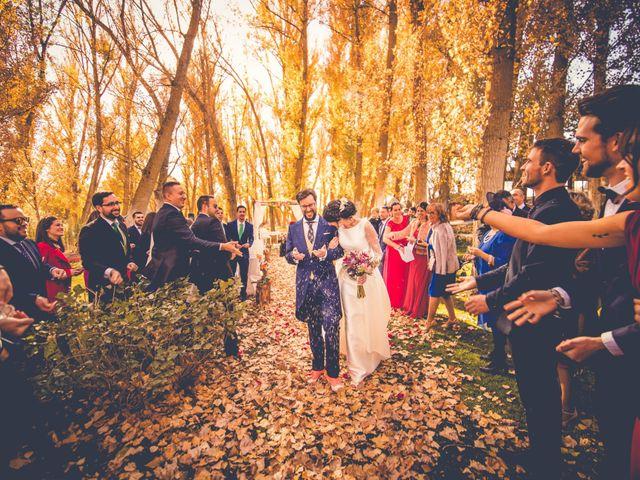 La boda de Eduardo y Silvia en Saelices, Cuenca 83