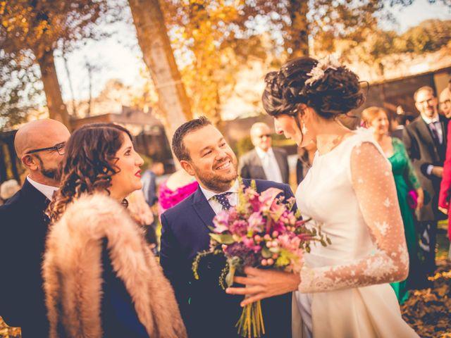 La boda de Eduardo y Silvia en Saelices, Cuenca 85