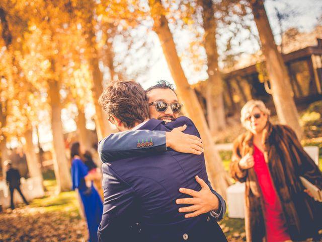 La boda de Eduardo y Silvia en Saelices, Cuenca 86