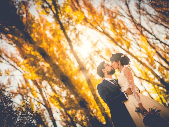 La boda de Eduardo y Silvia en Saelices, Cuenca 2