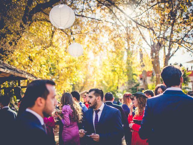 La boda de Eduardo y Silvia en Saelices, Cuenca 91