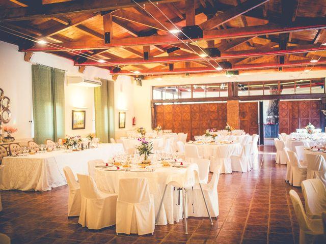 La boda de Eduardo y Silvia en Saelices, Cuenca 99