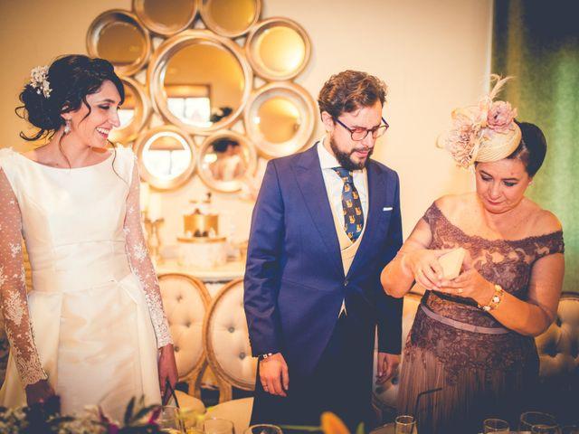 La boda de Eduardo y Silvia en Saelices, Cuenca 106