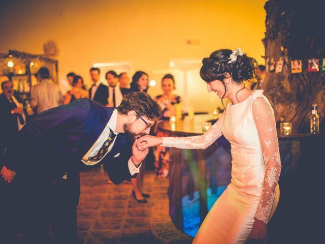 La boda de Eduardo y Silvia en Saelices, Cuenca 122
