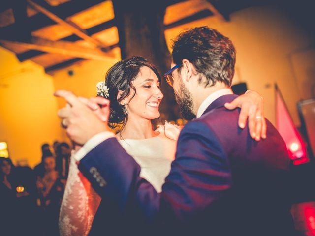 La boda de Eduardo y Silvia en Saelices, Cuenca 124