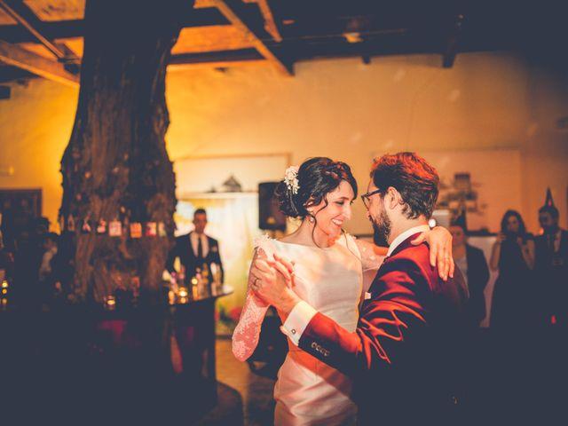 La boda de Eduardo y Silvia en Saelices, Cuenca 126