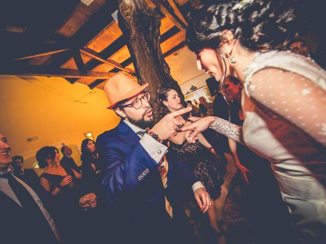 La boda de Eduardo y Silvia en Saelices, Cuenca 130