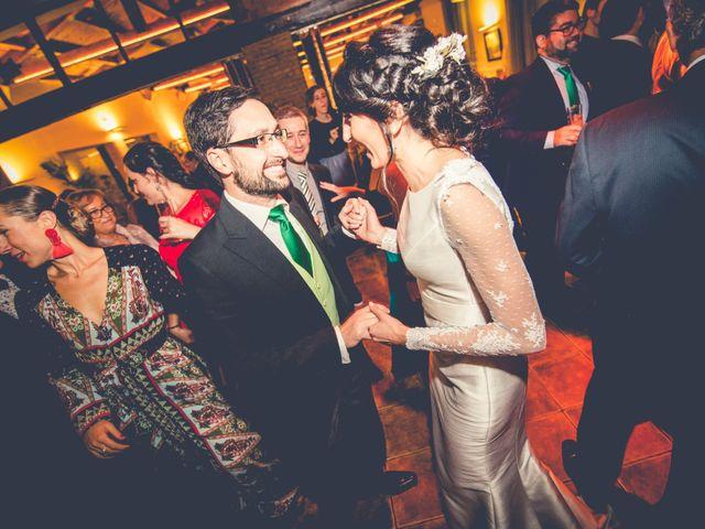 La boda de Eduardo y Silvia en Saelices, Cuenca 132