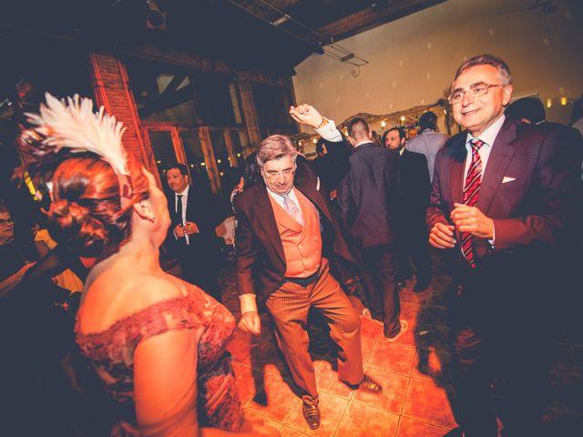 La boda de Eduardo y Silvia en Saelices, Cuenca 136